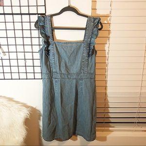 Ruffled Dress | NWOT